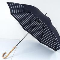 S1396 MACKINTOSH PHILOSOPHY マッキントッシュフィロソフィー 高級傘 USED極美品 バックボーダー 寒竹 58cm 中古 ブランド