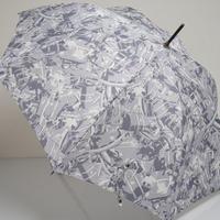 HUNTING WORLD ハンティングワールド 傘 USED極美品 キャリオール バチュー 名作バッグ 総柄 60cm 中古 S3493