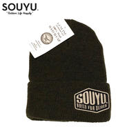 SOUYU OUTFITTERS. BUILD FOR SLIDER WATCH CAP/f20-so-G12