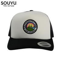 SOUYU OUTFITTERS. SMILE SUN CAP MESH TYPE/f20-so-G04