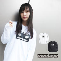 montage CAT'S EYE  L/S TEE