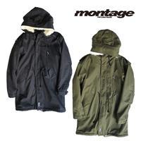 montage boa mod's coat