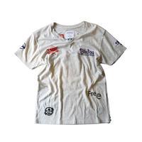 birdog 手刺繍ビールTシャツ