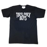 TOKYO SHOCK BOYS T-SHIRTS BLACK