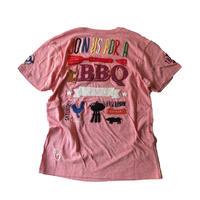 birdog 手刺繍バーベキューTシャツ