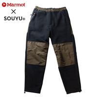 【11月上旬~中旬入荷/予約販売中】Marmot×SOUYU. 90' FLEECE PANTS/TOUQJD89SY