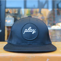 P01 (プレイ) CIRCLE PLAY MESH CAP 2020