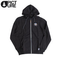 PICTURE DAWN ZIP HOODY/MSW247