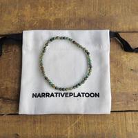 NARRATIVE PLATOON WALL ANCLET ターコイズ
