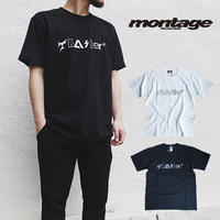 montage TRASHER TEE