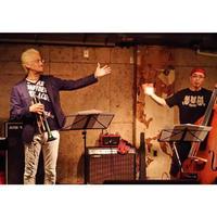 渡辺隆雄(tp)&早川岳晴(bass)DUO  2021.9.16(木)18:00