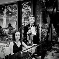 喜多直毅(violin)と淡路七穂子(piano) ピアソラ生誕100年。2021.7.4. 18:00