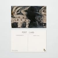 〈ポストカード〉 Silhouette des heures 時のシルエット