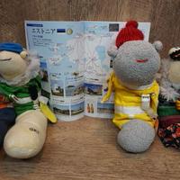 【ツアーにご参加いただいた事のあるお客様限定企画】ウナギ達がエストニアから絵葉書をお送りします!