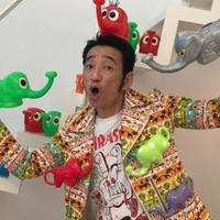 ラッキィちゃんと踊る!歌う?銀座・日比谷ツアー