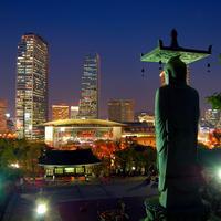 イル君と行くソウル三日間の旅・第二弾!高級感と庶民性が混在するソウルの江南(カンナム)を歩く旅(お土産付き)¥5,500 税込