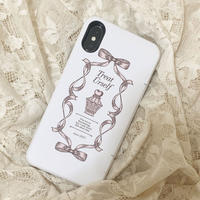 Treat ribbon hard case(White)