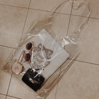 Treat original clear bag