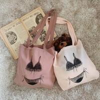 lingerie tote bag