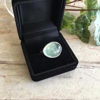 プレナイトの指輪 No,2