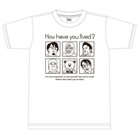 【PAM】How have you lived? ツアーTシャツ