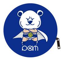 【PAM】 田中くん コインケース
