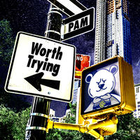 【PAM】2nd Full Album 『Worth Trying』
