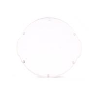 4インチ透明アクリルエンドキャップ(穴なし) − Clear Acrylic End Cap (4″ Series)