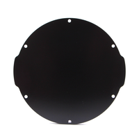 4インチアルミエンドキャップ(穴なし) − Aluminum End Cap (4″ Series)