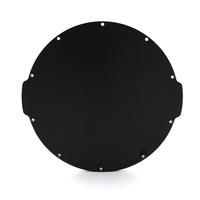 6インチアルミエンドキャップ(穴なし) − Aluminum End Cap (6″ Series)