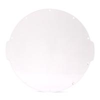 6インチ透明アクリルエンドキャップ − Clear Acrylic End Cap (6″ Series)