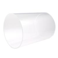 "8"" BlueROV2 エンクロージャー用キャストアクリルチューブ (8″ Series) − Cast Acrylic Tube – 11.75″, 298mm (8″ Series)"