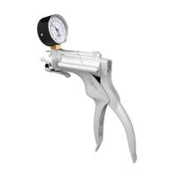 SKF社製Mityvac手動真空ポンプ − Mityvac Hand Operated Vacuum Pump