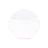 3インチ透明アクリルエンドキャップ − Clear Acrylic End Cap (3″ Series)