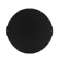 8インチアルミエンドキャップ(穴なし) − Aluminum End Cap (8″ Series)