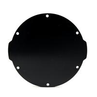 3インチアルミエンドキャップ(穴なし) − Aluminum End Cap (3″ Series)