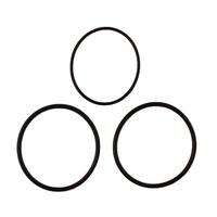 2インチスペア用Oリングセット − Spare O-Ring Set (2″ Series)