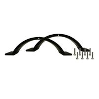 4インチ耐圧容器固定用クレードル − Enclosure Cradles (4″ Series)