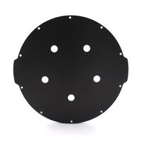 6インチアルミエンドキャップ(5穴) − Aluminum End Cap with 5 Holes (6″ Series)