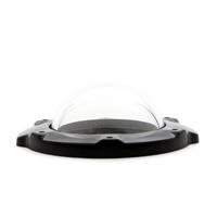 2インチドームエンドキャップ − Dome - Optically Clear Acrylic - 950m