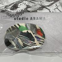 studio ARAMA カーブヘアゴム