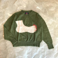 THE ANIMALS  OBSERVATORY BULL KIDS SWEATER 12Y size