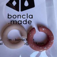 boncla.made イヤーカフ
