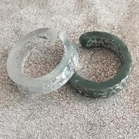 N7enunana CHEWING GUM  circle cuff set mini