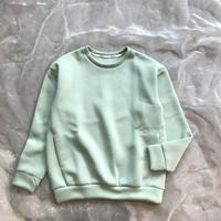 MOUN TEN. double knit crewneck レディース size
