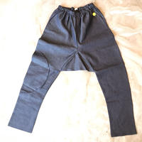 frankygrow  SWITCHING DENIM PANTS レディースsize