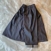 HIBOUDESIGNS パンツ+スカート デニム