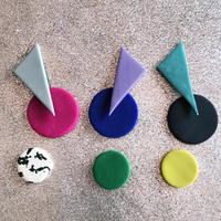 color design workshop12参加者様専用フォームsankaku×maru 3個セット