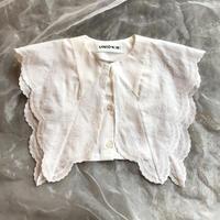 UNIONINI teddybear lace collar S(155㎝)size