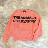 THE ANIMALS OBSERVATORY TAO BULL KIDS  + SWEATER 12Y size
